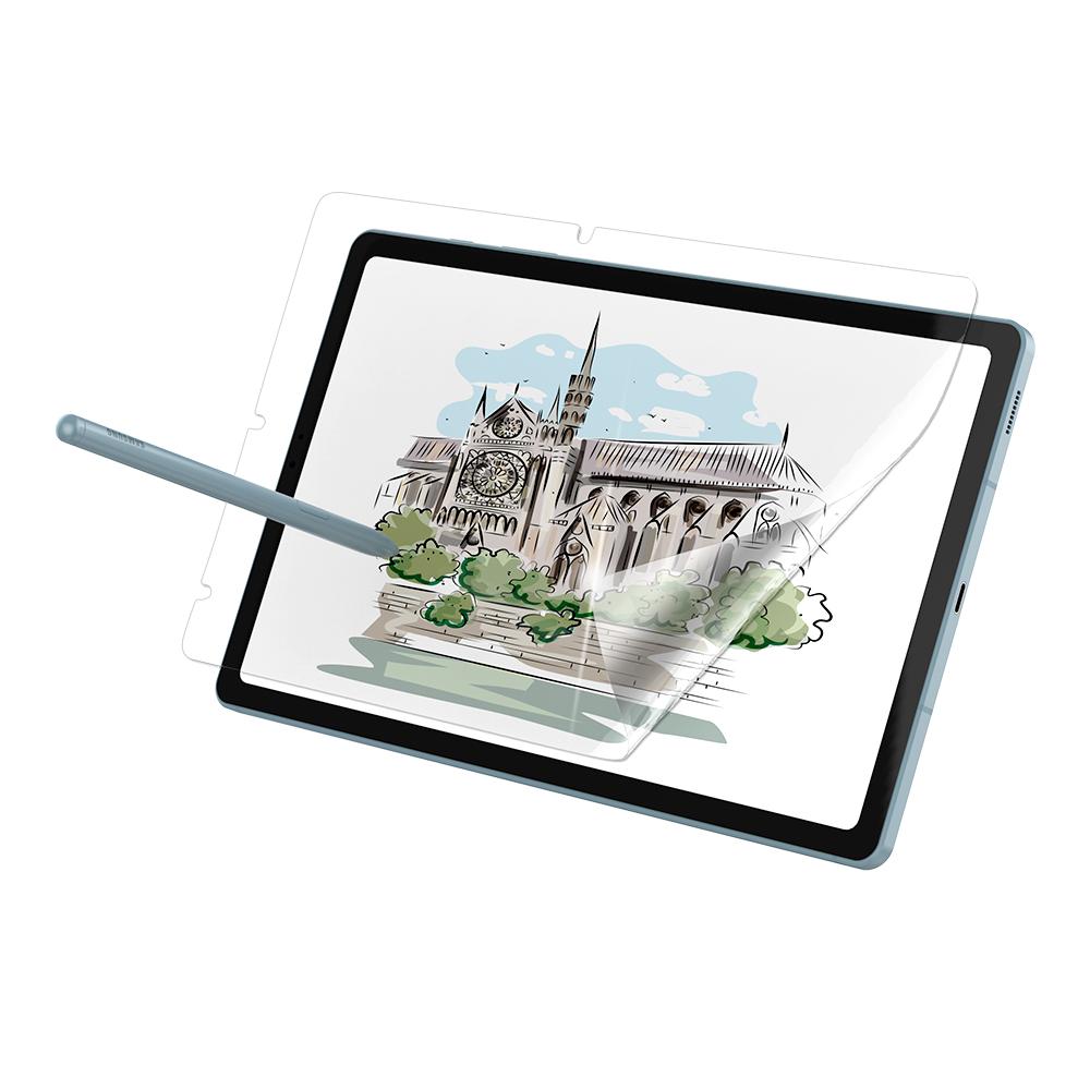 랩씨 종이질감 태블릿PC 액정보호필름, 단일색상