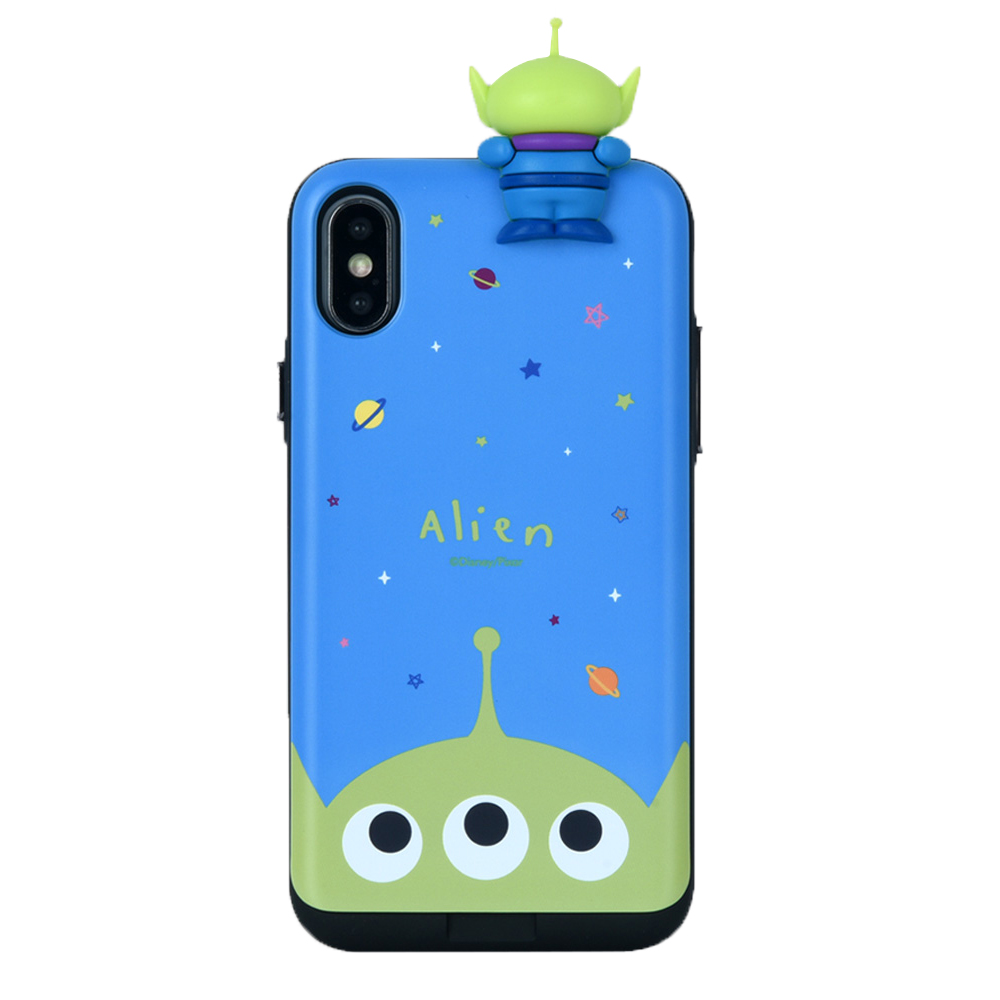 토이스토리 피규어 카드 휴대폰 케이스