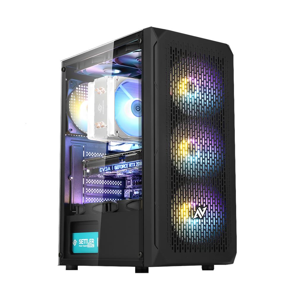 쿠팡 로켓추천 PC No.13 (R5 3600 WIN미포함 DDR4 16GB SSD 250GB GTX1660 SUPER), No13, 기본형