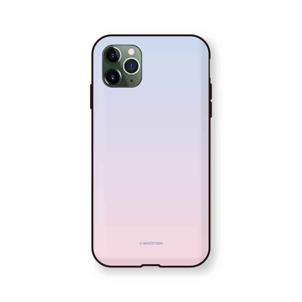 [범퍼케이스] 웨이브스튜디오 파스텔 그라데이션 마그네틱 카드 범퍼 휴대폰 케이스 - 랭킹62위 (18150원)