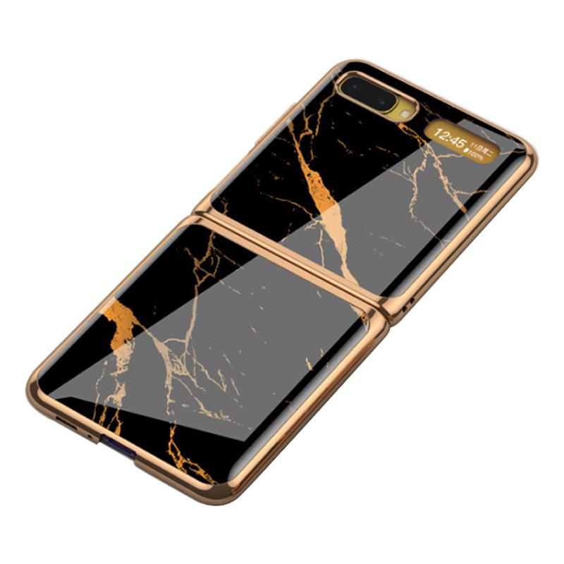 [갤럭시 플립] 슬림 크랙 디자인 휴대폰 케이스 - 랭킹54위 (19730원)