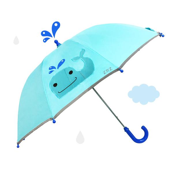 파스텔 스피닝 아동우산