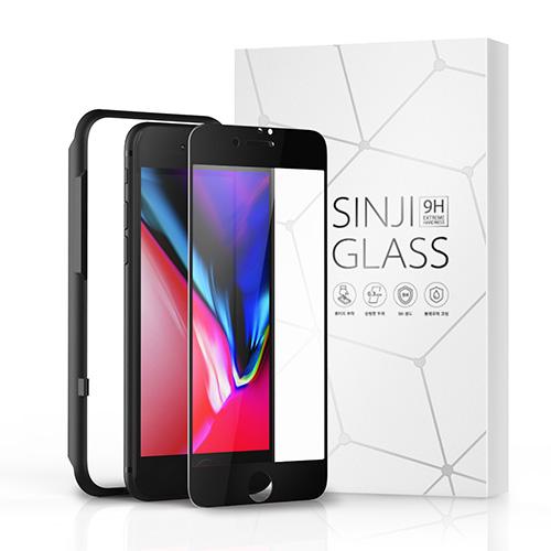 신지모루 3DX 터치 강화유리 휴대폰 액정보호필름, 1개
