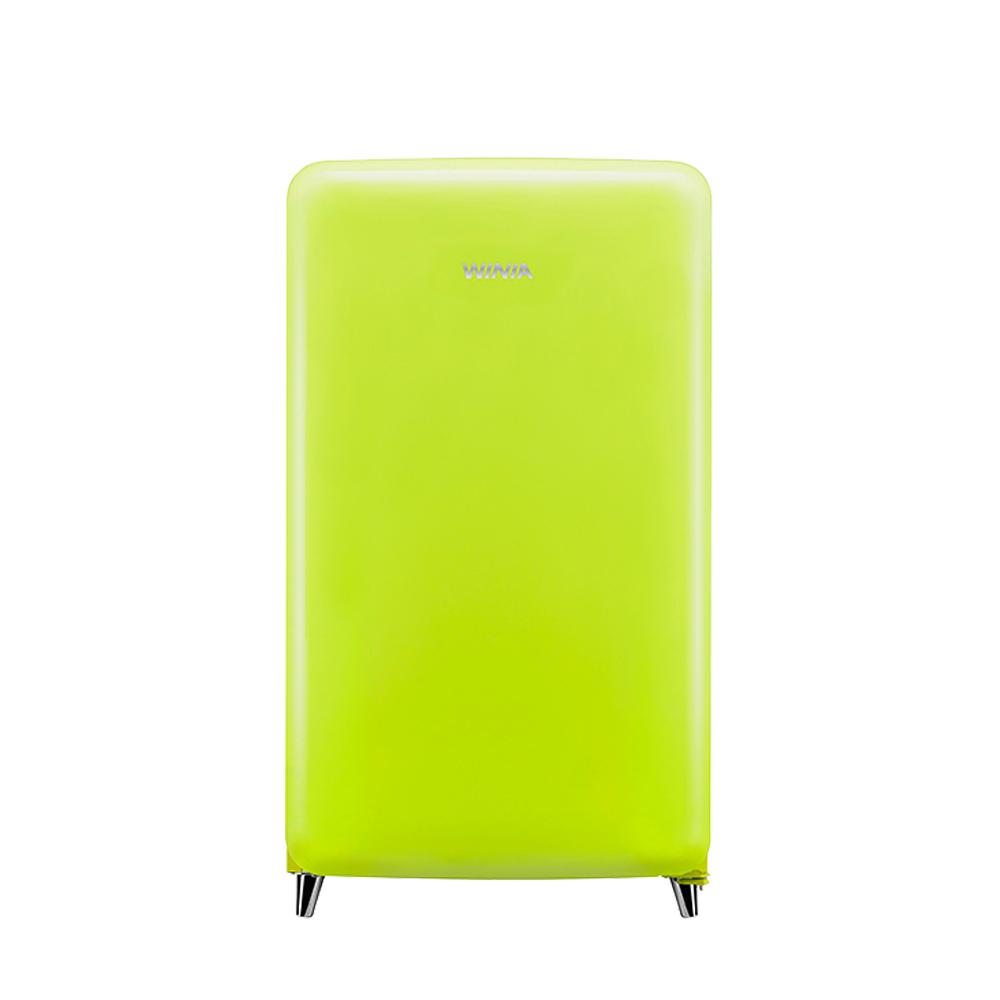 위니아딤채 소형 냉장고 칵테일 라임 118L ERT118CL 방문설치