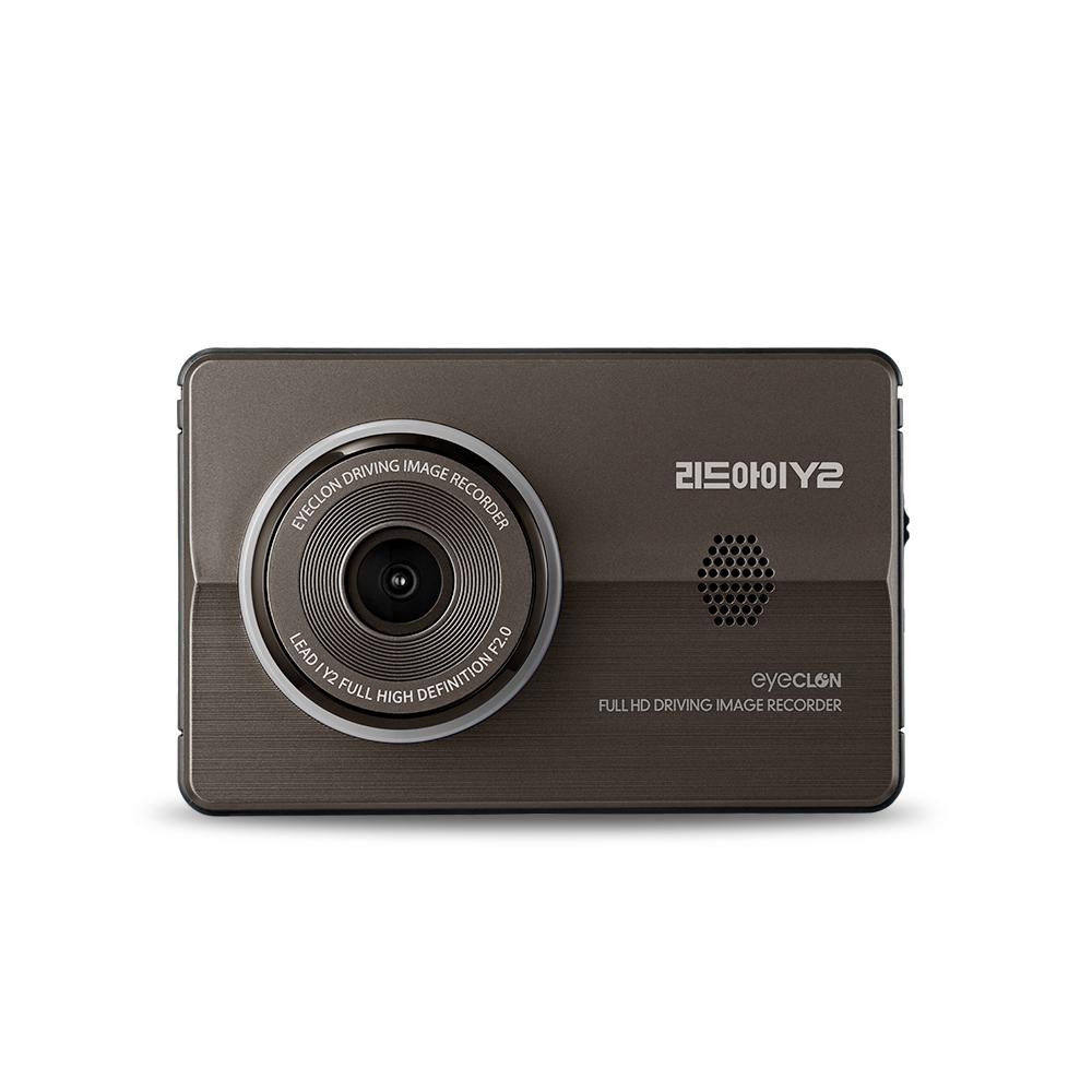 리드아이 Y2 eyeclon 2채널 FHD 풀터치 ADAS 블랙박스, 단일상품