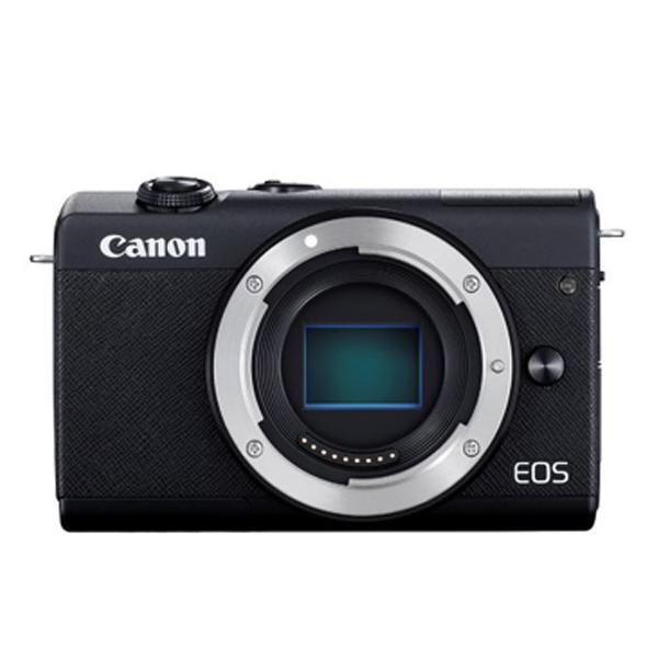 캐논 미러리스 카메라 EOS M200 BODY 블랙