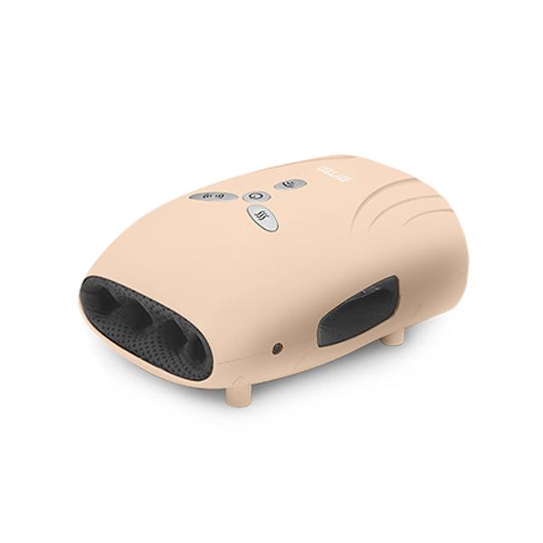 마이템 시원에어 핸드케어 온열 무선 마사지기 GHM-002, GHM-002(피치)