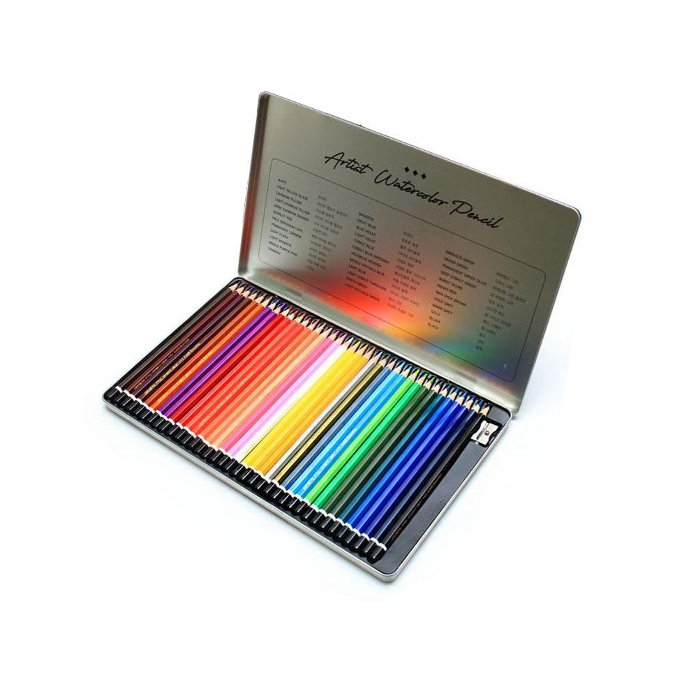 모닝글로리 18000 아티스트 수채색연필, 36색