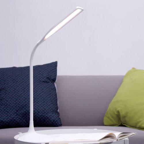 플랜룩스 무선 LED 스탠드 LSV-04, 단일색상