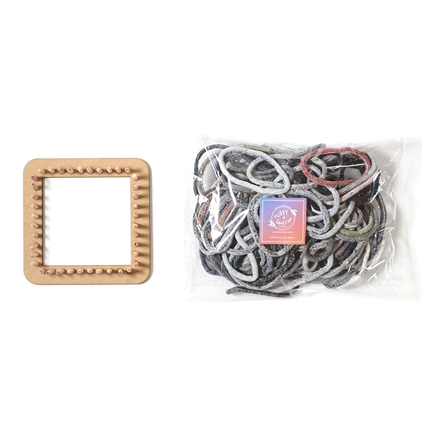 갓샵 HAGT 양말목 공예 DIY 키트 200G, 1세트, 랜덤발송