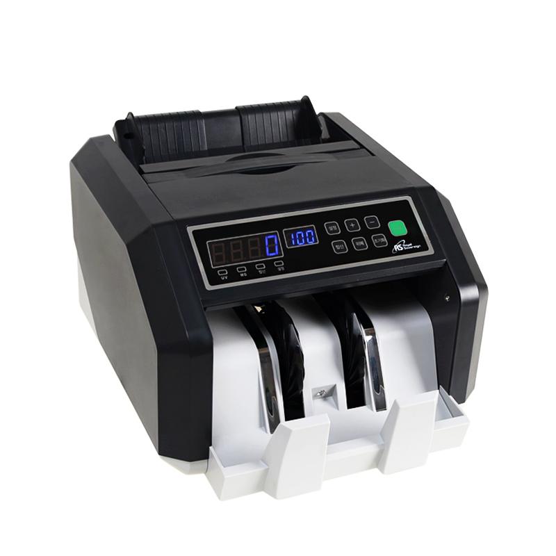 로얄소브린 표준형 위폐감별 지폐계수기 블랙, RBC-ES200, 1개