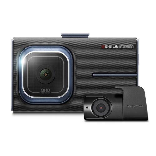 아이나비 전후방 QHD 블랙박스 128GB QXD5000