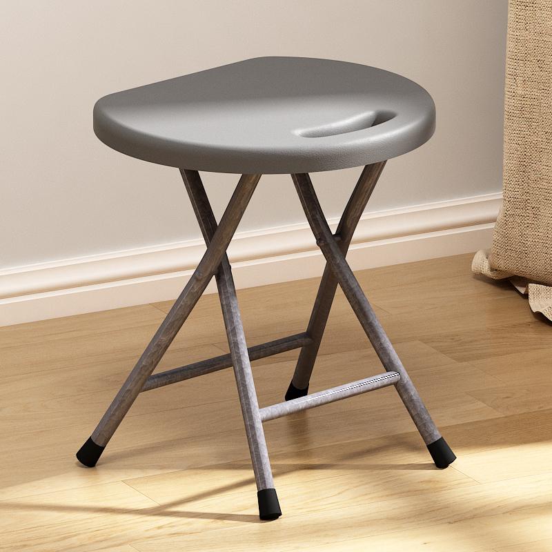 가팡 플라스틱 접이식 다용도 의자 기본형, 그레이