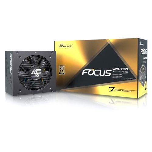 시소닉 FOCUS GOLD GM-750 Modular
