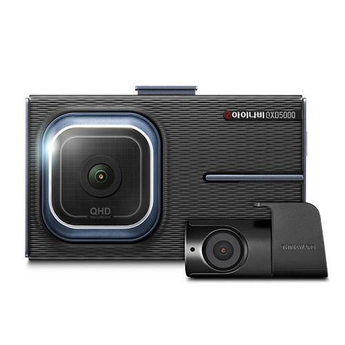 아이나비 전후방 QHD 블랙박스 64GB QXD5000
