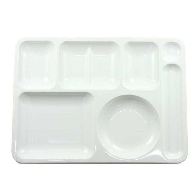 리빙베리 어른용 식판 급식 PC, 백색