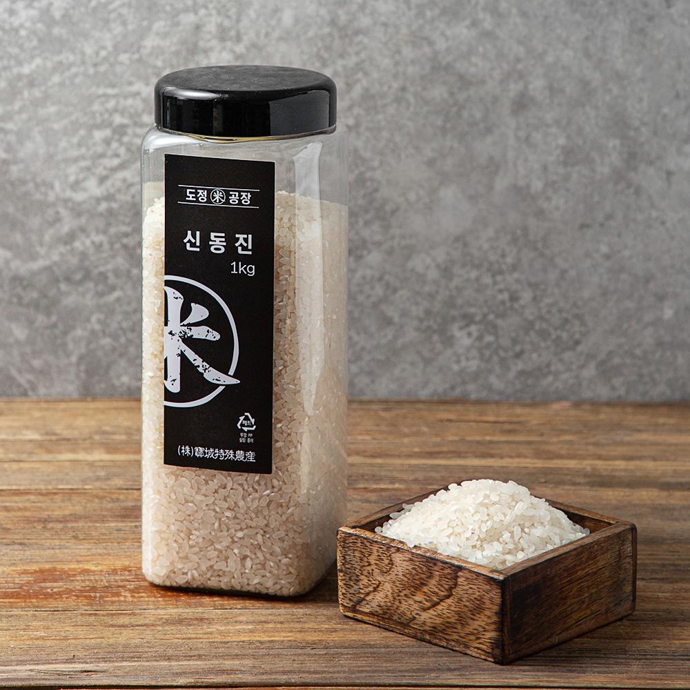 도정공장 신동진 백미, 1kg, 1통