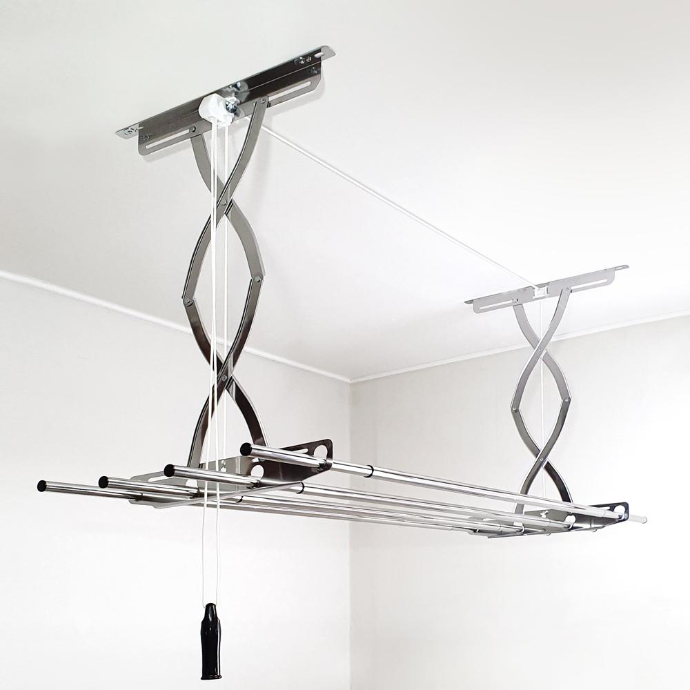 하드웰 올스텐 슬라이드 베란다 천장 빨래건조대 표준형, 1세트