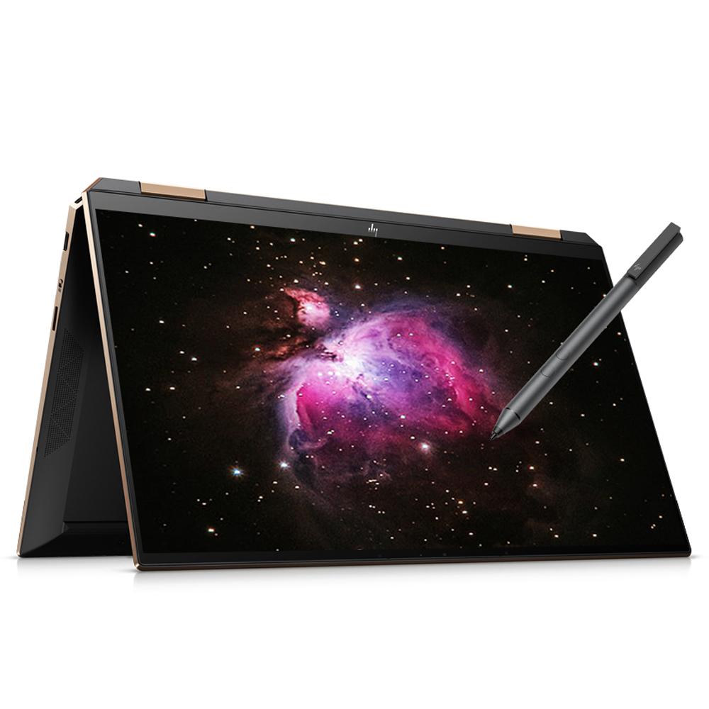 HP Spectre x360 Convertible 13 노트북 나이트폴블랙 aw0266TU (i7-1065G7 33.78cm WIN10 Home), 포함, NVMe 1TB, 16GB