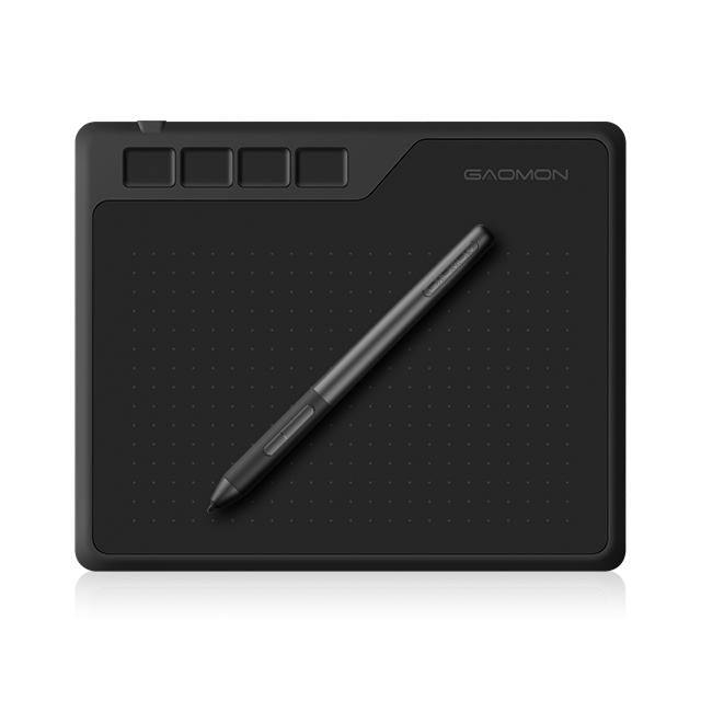 가오몬 펜 타블렛 S620, 블랙