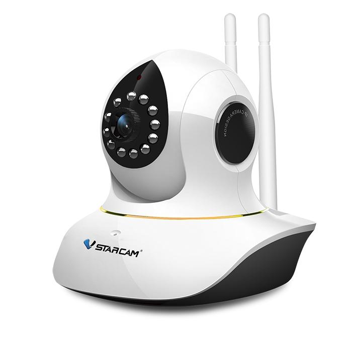 브이스타캠 듀얼안테나 가정용 홈CCTV 300만화소, VSTARCAM-300W