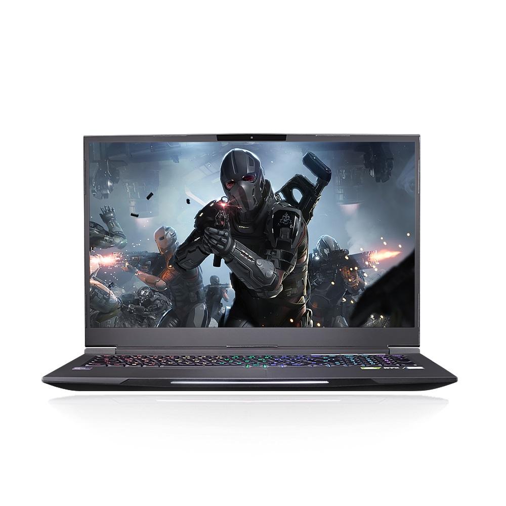 한성컴퓨터 게이밍 노트북 TFG277XS (i7-10875H 43.94cm WIN미포함 RTX 2070), 미포함, NVMe 500GB, 16GB