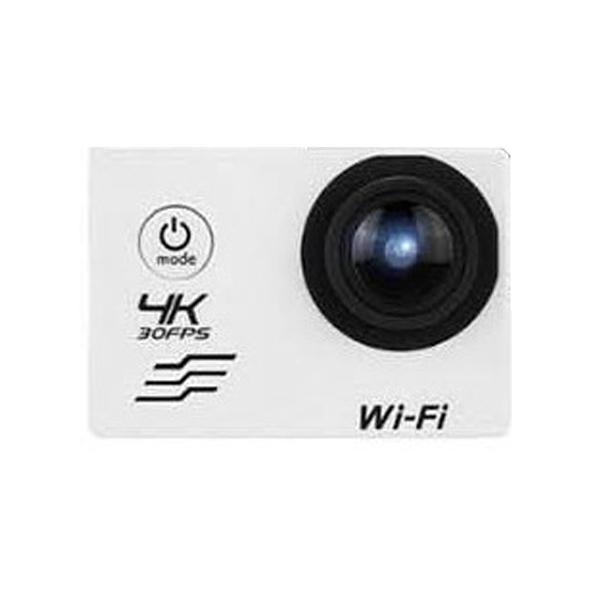 유프로 가성비 와이파이 방수 미니 4K 액션캠 기본 화이트, x-3
