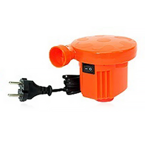 [에어펌프] 알파투 파워 에어펌프 + 자충매트 커넥터, 혼합색상, 1개 - 랭킹4위 (25900원)