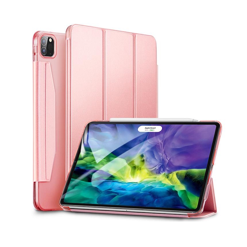 이에스알 스마트 커버 태블릿 케이스, 핑크