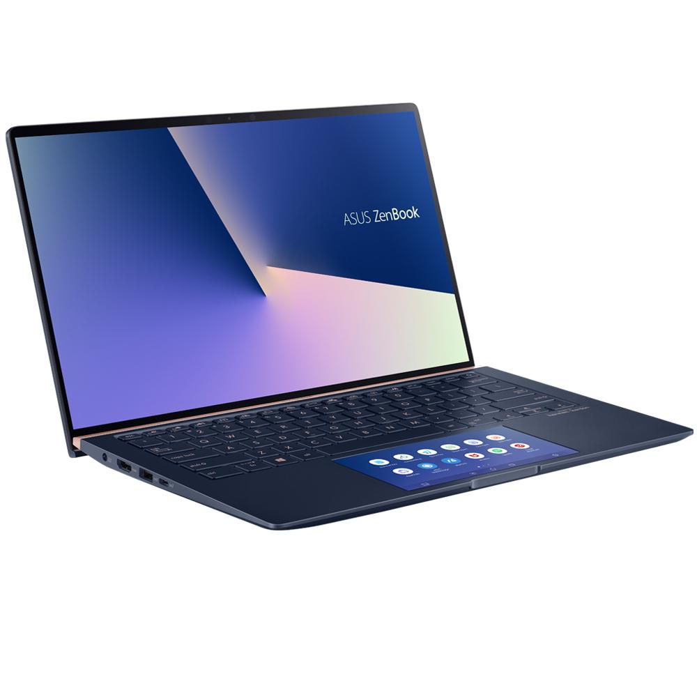 에이수스 ZenBook14 UX434FLC-A6267T (i7-1051U 35.56cm WIN10 MX250), 포함, 1TB SSD, 16GB