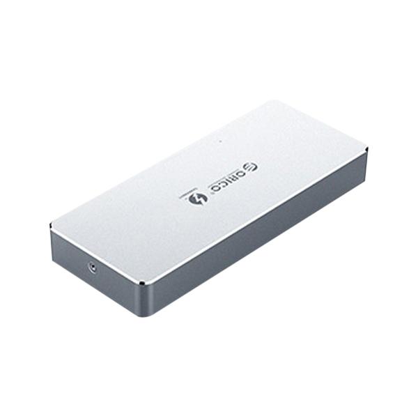 오리코 썬더볼트3 NVMe M.2 외장SSD케이스 실버 APM2T3-G40 (POP 1708465667)