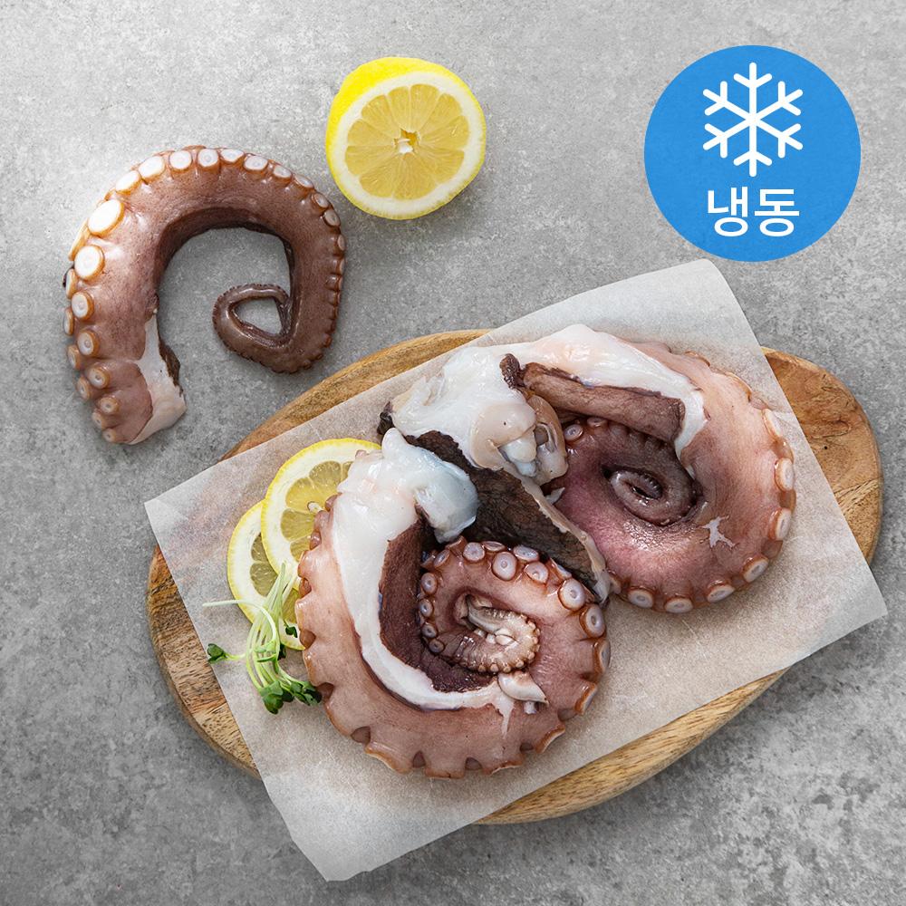 피시원 국산손질문어 (냉동), 500g, 1팩