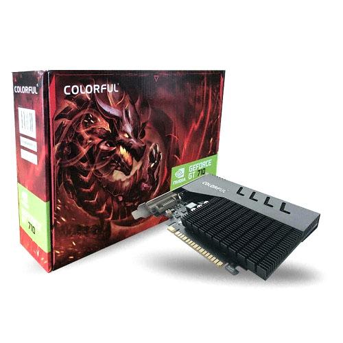 컬러풀 지포스 GT710 REVENGE D3 1GB 그래픽카드