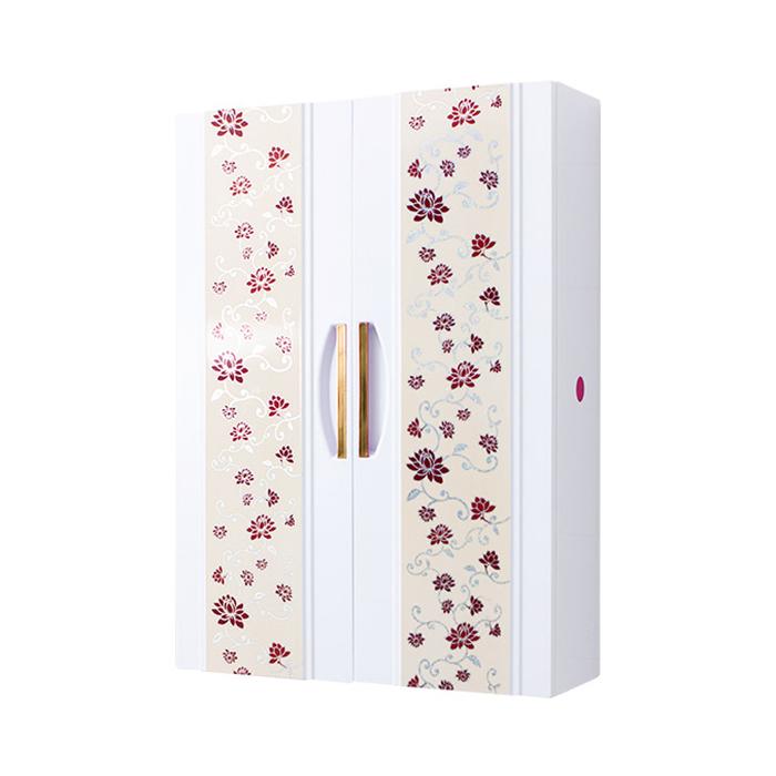 에스파스 Ivory 연꽃 욕실장, 혼합색상, 1개