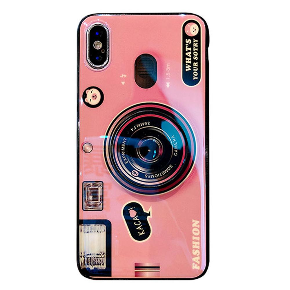 누아트 카메라 스트랩 스마트톡 휴대폰 케이스