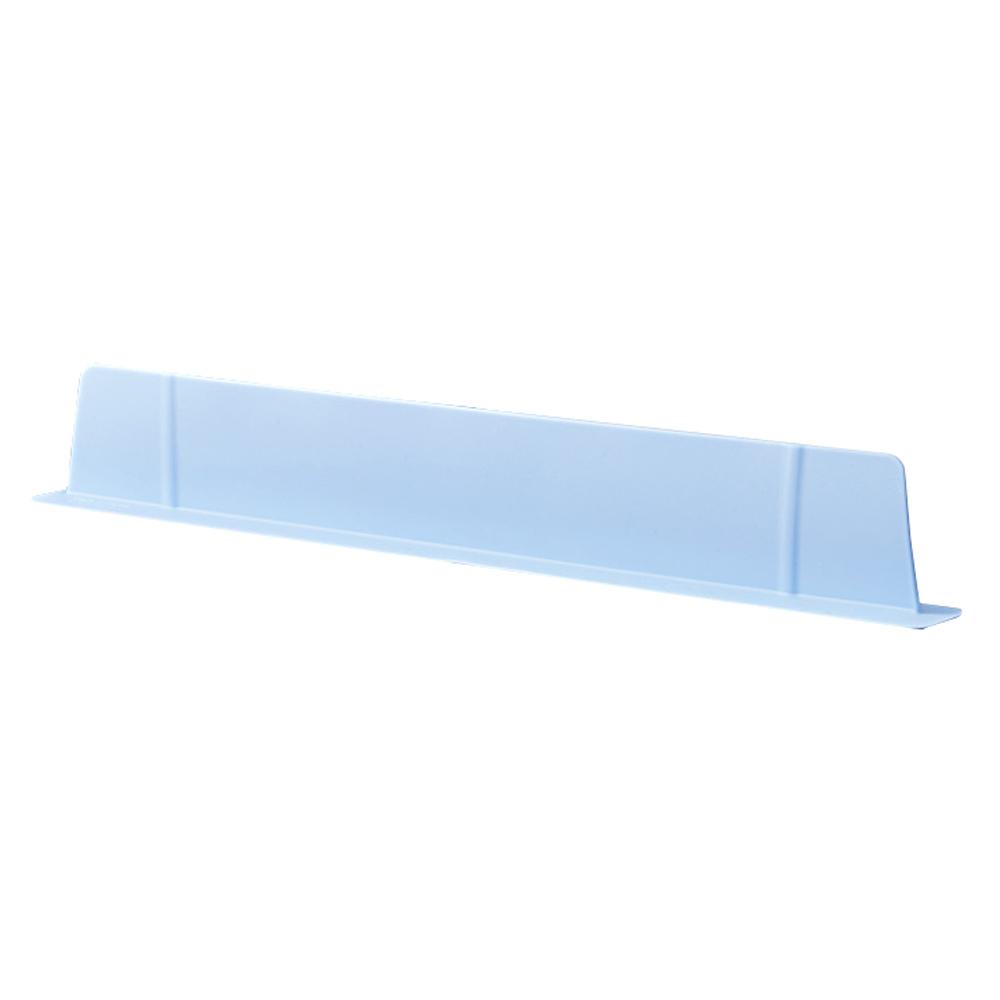씨밀렉스 실리콘 싱크대 물막이, 블루, 1개