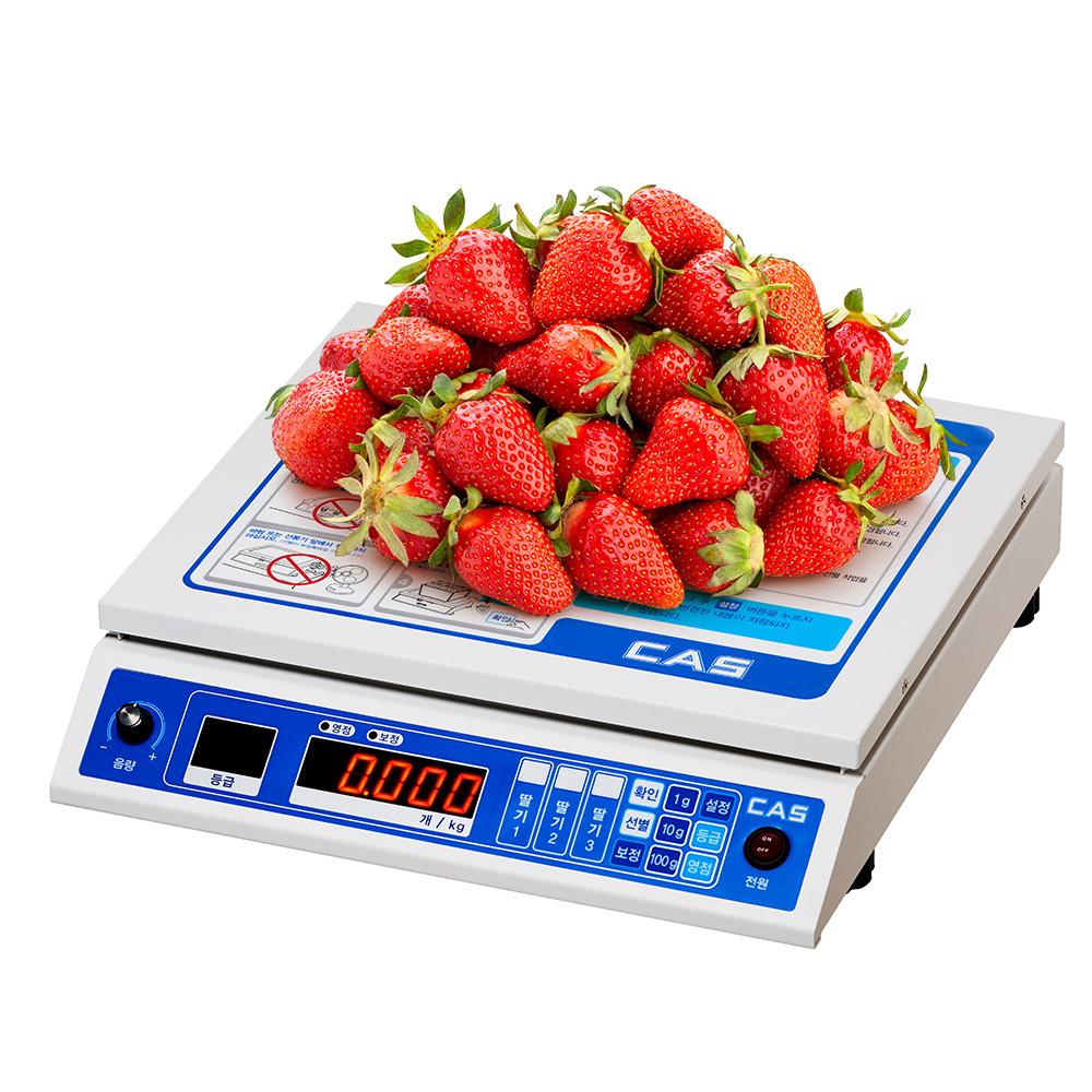 카스 딸기 음성 선별기 FS-PLUS250S, 1개