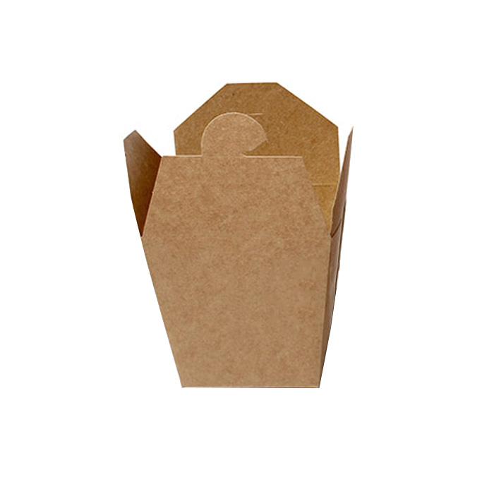 종이도시락 딤섬용 기크라프트 소, 1개입, 100개