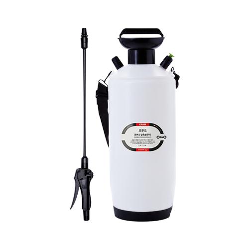 오투오 포머 알카리 압축분무기 청소용품 10L 호스 1.4m, 1개