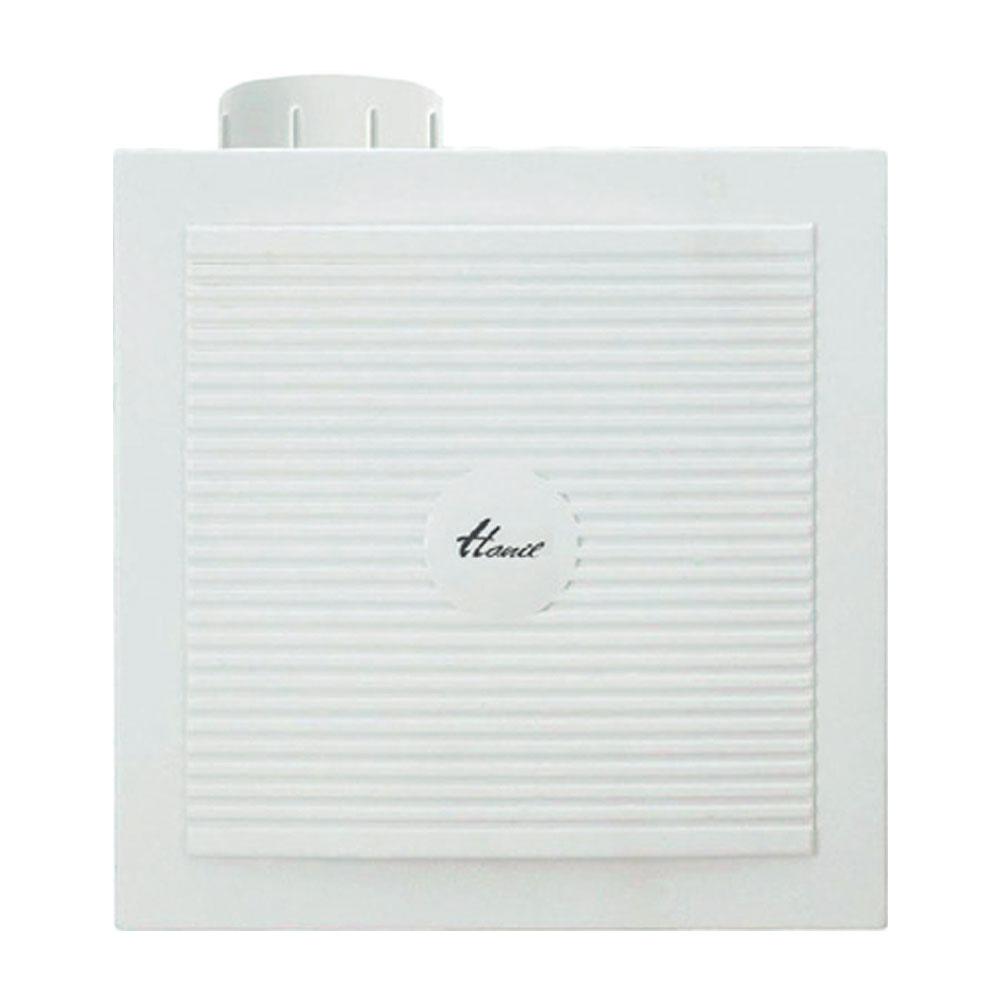 한일전기 욕실 천장용 환풍기 설치규격 175 x 195 mm, EK-120ST