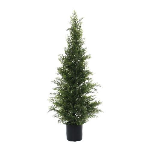 다우에프앤지 조화 측백나무 90cm, 혼합색상, 1개