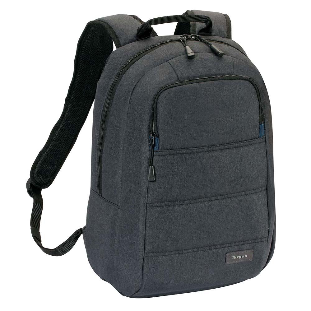 타거스 38.1cm 맥북 노트북 그루브 컴팩트 백팩 TSB827, 블랙