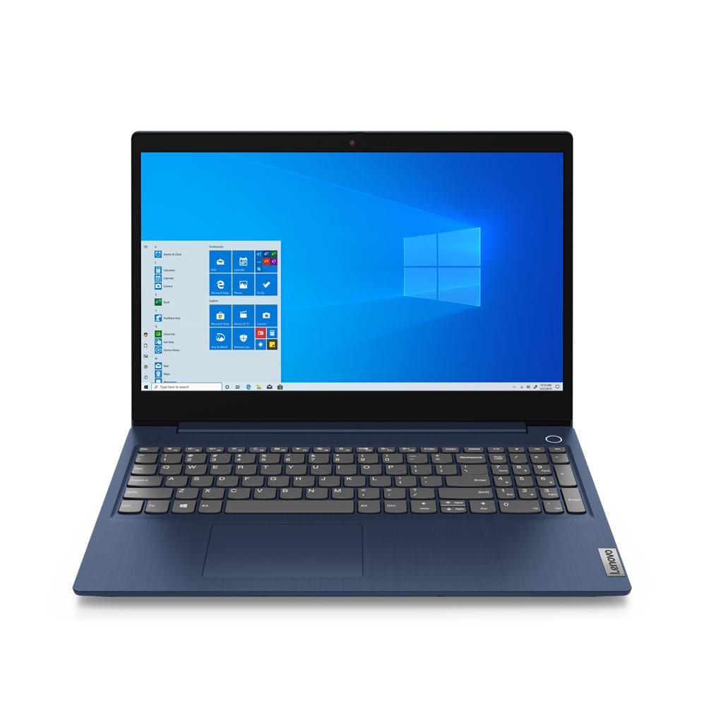 레노버 Ideapad Slim3-15IIL 5W 노트북 어비스블루 81WE0031KR (i5-1035G4 39.6cm WIN10 Home), 포함, NVMe 256GB, 4GB