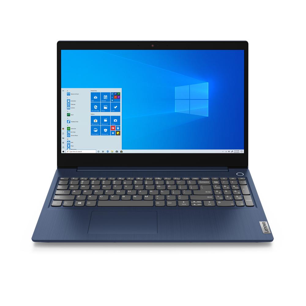 레노버 Ideapad Slim3-15IML 5WX 노트북 어비스블루 81WB0042KR (i5-10210U 39.6cm WIN10 Home MX330), 포함, NVMe 256GB, 4GB