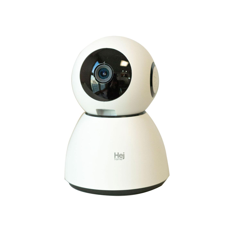 헤이홈 실내용 회전형 홈CCTV Pro 네트워크 카메라, GKW-MC051