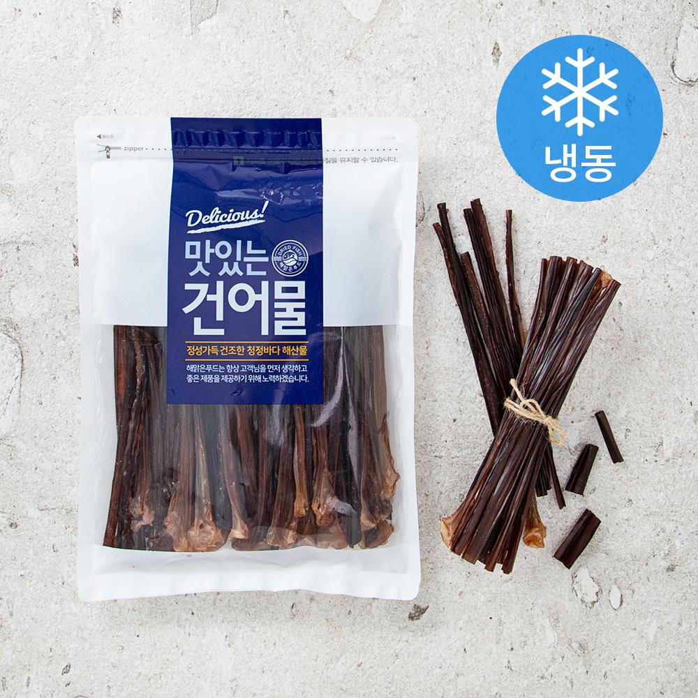 해맑은푸드 국내가공 컷팅장족 (냉동), 500g, 1봉