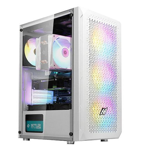 대한컴퓨터샵 게이밍 조립PC 노마드148(라이젠5-2600X WIN미포함 RAM 8GB SSD 480GB GTX1650), 단일상품, 기본형