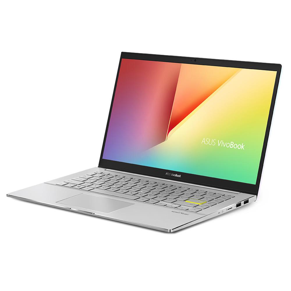 에이수스 Vivo 노트북 드리미 실버 S433FA-EB451 (i5-10210U 35.5cm), 미포함, NVMe 512GB, 8GB
