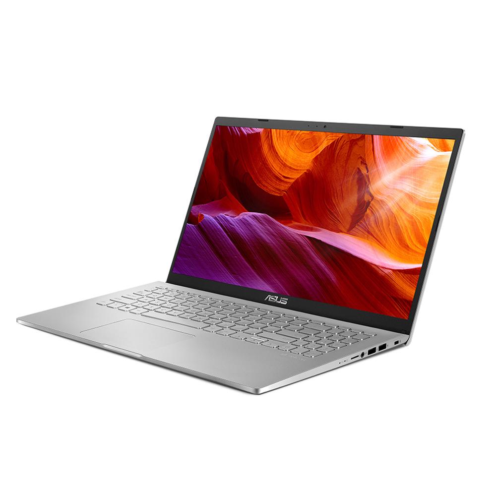 에이수스 Laptop 15 노트북 투명실버 X509JA (i3-1005G1 39.6cm), 미포함, NVMe 256GB, 4GB