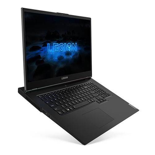 레노버 노트북 Legion 5i-17IMH Ultra(i7-10750H 43.9cm WIN10 Pro GTX 1660Ti), 포함, NVMe 256GB, 8GB
